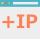 追加IPアドレス